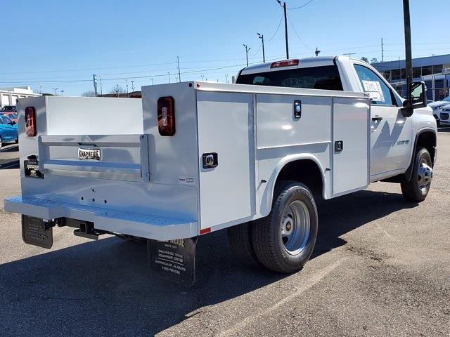 2021 Chevrolet Silverado 3500 Regular Cab 4x2, Knapheide Steel Service Body #CM40231 - photo 2