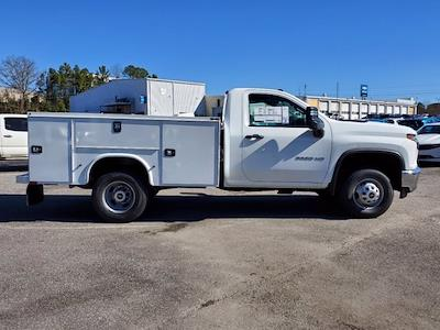 2021 Chevrolet Silverado 3500 Regular Cab 4x2, Knapheide Steel Service Body #CM40231 - photo 4