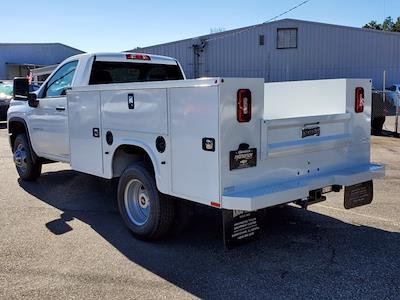 2021 Chevrolet Silverado 3500 Regular Cab 4x2, Knapheide Steel Service Body #CM40231 - photo 6