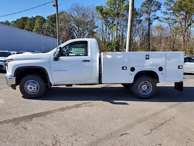 2021 Chevrolet Silverado 3500 Regular Cab 4x2, Knapheide Steel Service Body #CM40231 - photo 7