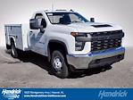 2021 Chevrolet Silverado 3500 Regular Cab 4x2, Knapheide Steel Service Body #CM40231 - photo 1