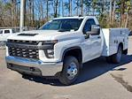 2021 Chevrolet Silverado 3500 Regular Cab 4x2, Knapheide Steel Service Body #CM40231 - photo 8