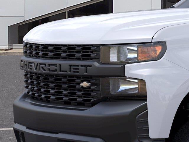 2021 Chevrolet Silverado 1500 Crew Cab 4x2, Pickup #CM49073 - photo 11