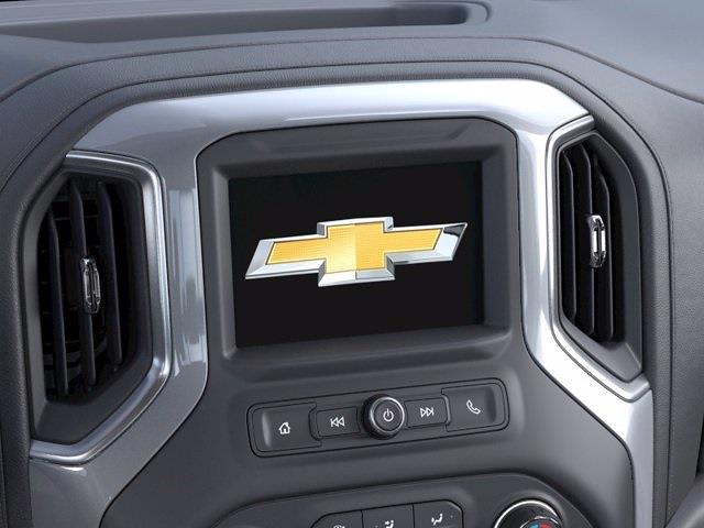 2021 Chevrolet Silverado 1500 Crew Cab 4x2, Pickup #CM49073 - photo 17