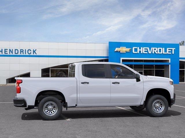2021 Chevrolet Silverado 1500 Crew Cab 4x2, Pickup #CM49073 - photo 5