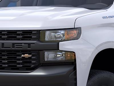 2021 Chevrolet Silverado 1500 Crew Cab 4x2, Pickup #CM49073 - photo 8