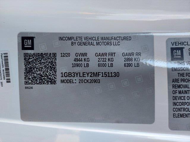 2021 Chevrolet Silverado 2500 Regular Cab 4x4, Reading Service Body #CM51130 - photo 32