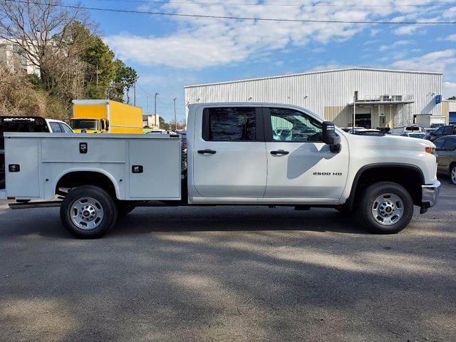2021 Chevrolet Silverado 2500 Crew Cab 4x4, Knapheide Steel Service Body #CM55018 - photo 3