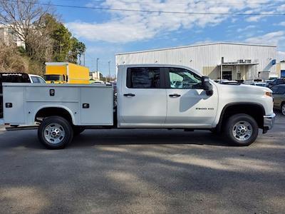 2021 Chevrolet Silverado 2500 Crew Cab 4x4, Knapheide Steel Service Body #CM55018 - photo 2