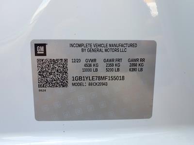 2021 Chevrolet Silverado 2500 Crew Cab 4x4, Knapheide Steel Service Body #CM55018 - photo 36
