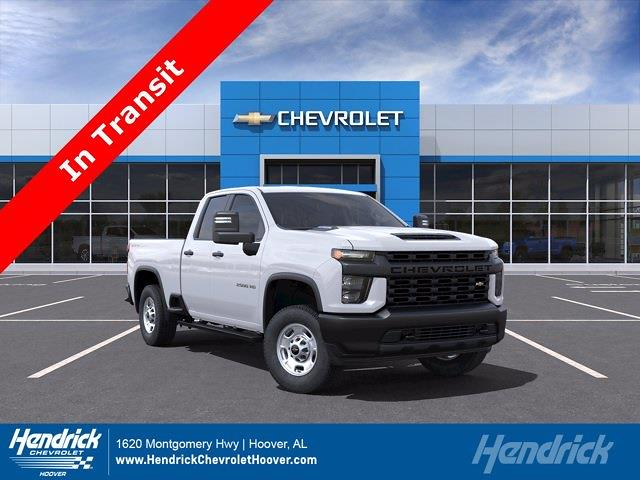 2021 Chevrolet Silverado 2500 Double Cab 4x4, Pickup #CM61572 - photo 1