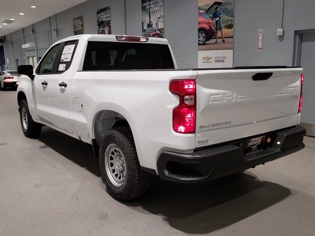2021 Chevrolet Silverado 1500 Double Cab 4x2, Pickup #CM65629 - photo 6