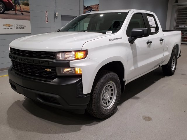 2021 Chevrolet Silverado 1500 Double Cab 4x2, Pickup #CM65629 - photo 8