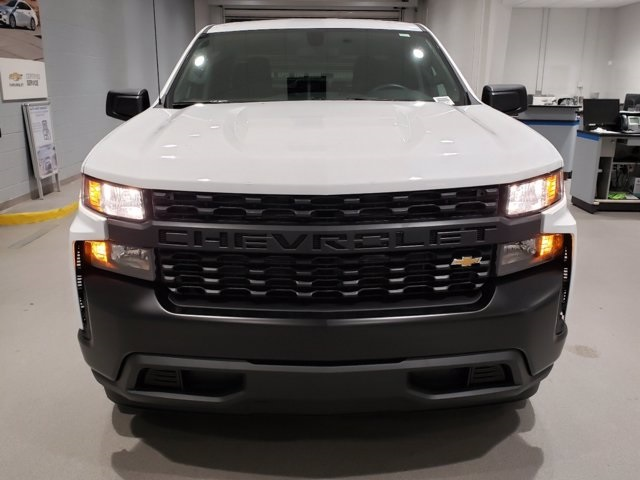 2021 Chevrolet Silverado 1500 Double Cab 4x2, Pickup #CM65629 - photo 9
