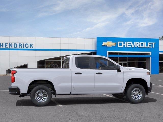 2021 Chevrolet Silverado 1500 Double Cab 4x2, Pickup #CM72113 - photo 5