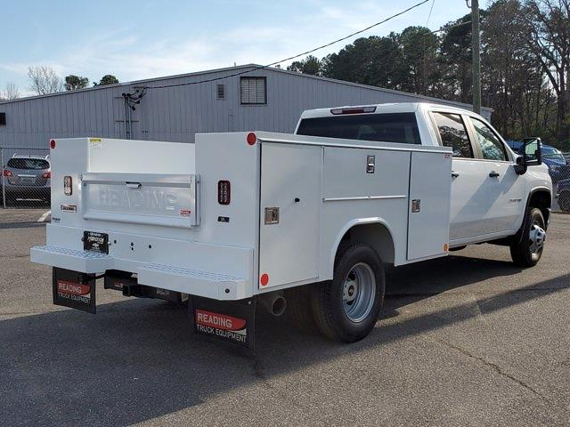 2021 Chevrolet Silverado 3500 Crew Cab 4x4, Reading Service Body #CM72505 - photo 1
