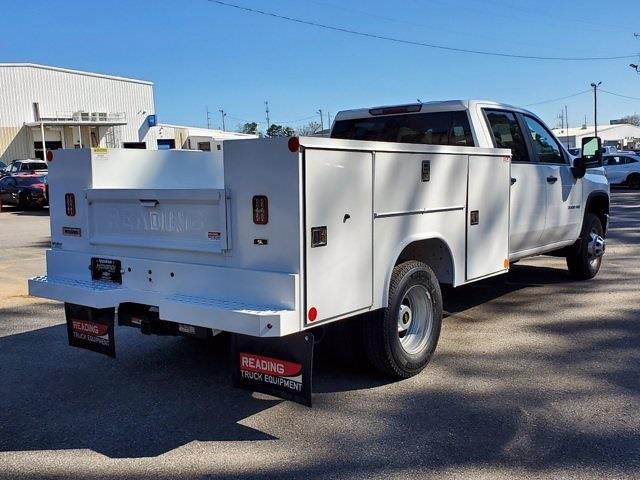 2021 Chevrolet Silverado 3500 Crew Cab 4x4, Reading Service Body #CM94561 - photo 1
