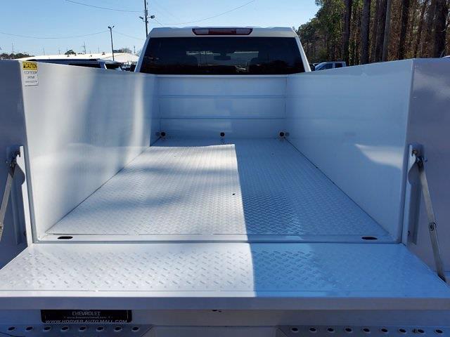 2021 Chevrolet Silverado 3500 Crew Cab 4x4, Reading Service Body #CM94561 - photo 31