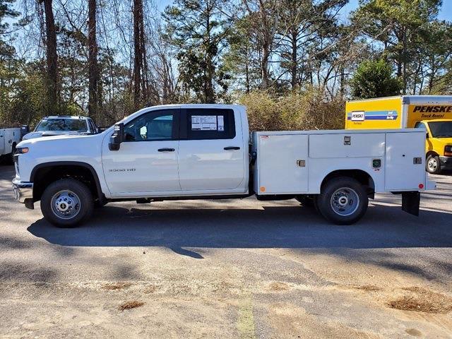 2021 Chevrolet Silverado 3500 Crew Cab 4x4, Reading Service Body #CM94561 - photo 7