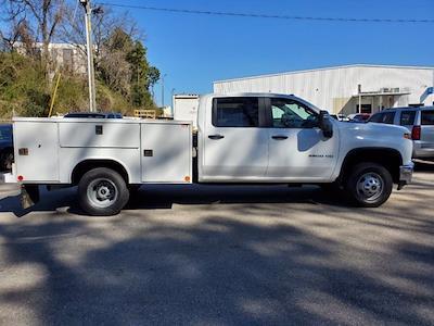 2021 Chevrolet Silverado 3500 Crew Cab 4x4, Reading Service Body #CM94561 - photo 3