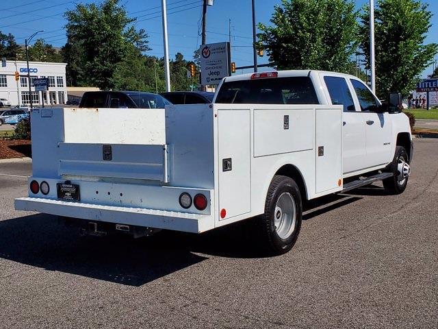 2019 Chevrolet Silverado 3500 Crew Cab 4x4, Warner Select Pro Service Body #CM94561A - photo 66