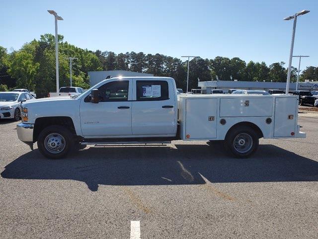 2019 Chevrolet Silverado 3500 Crew Cab 4x4, Warner Select Pro Service Body #CM94561A - photo 37