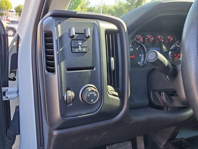 2019 Chevrolet Silverado 3500 Crew Cab 4x4, Warner Select Pro Service Body #CM94561A - photo 41