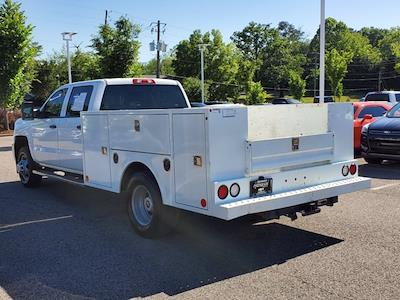 2019 Chevrolet Silverado 3500 Crew Cab 4x4, Warner Select Pro Service Body #CM94561A - photo 36