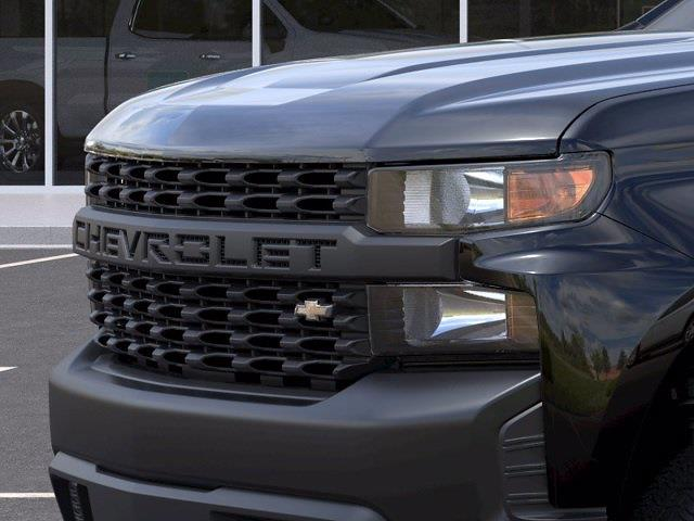 2021 Chevrolet Silverado 1500 Crew Cab 4x2, Pickup #CM98421 - photo 11