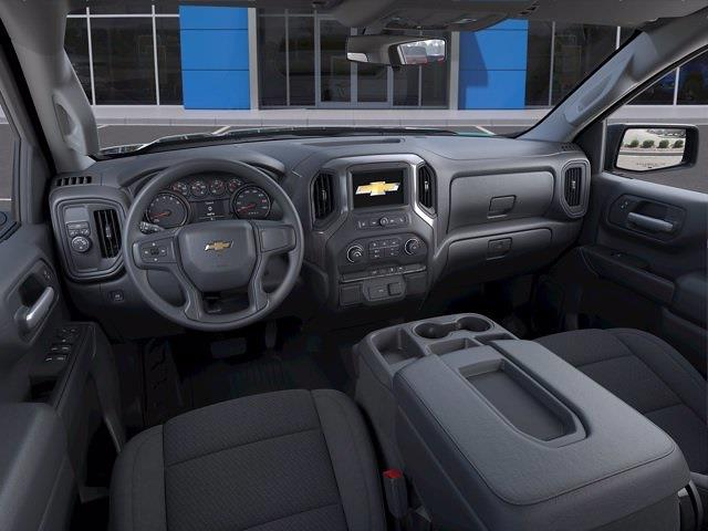 2021 Chevrolet Silverado 1500 Crew Cab 4x2, Pickup #CM98421 - photo 12