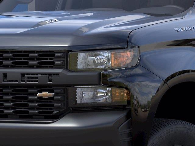 2021 Chevrolet Silverado 1500 Crew Cab 4x2, Pickup #CM98421 - photo 8