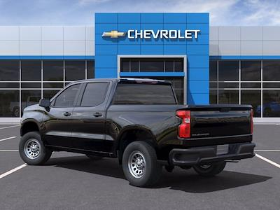 2021 Chevrolet Silverado 1500 Crew Cab 4x2, Pickup #CM98421 - photo 4