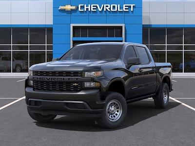 2021 Chevrolet Silverado 1500 Crew Cab 4x2, Pickup #CM98421 - photo 6
