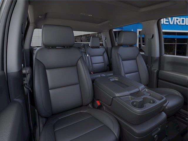2021 Chevrolet Silverado 1500 Crew Cab 4x2, Pickup #CM98581 - photo 13