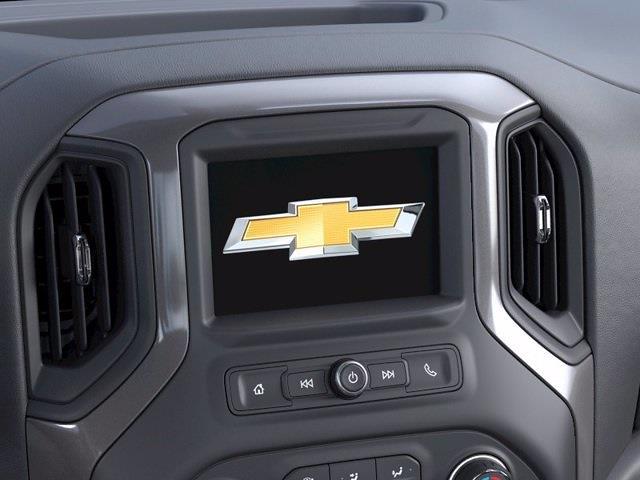 2021 Chevrolet Silverado 1500 Crew Cab 4x2, Pickup #CM98581 - photo 17