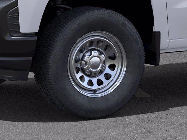 2021 Chevrolet Silverado 1500 Crew Cab 4x2, Pickup #CM98581 - photo 7