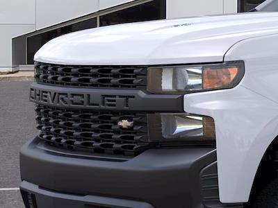 2021 Chevrolet Silverado 1500 Crew Cab 4x2, Pickup #CM98581 - photo 11