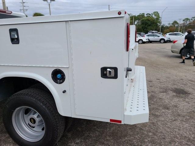 2021 Chevrolet Silverado 3500 Double Cab 4x4, Knapheide Service Body #DM23462 - photo 49