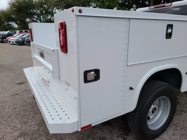 2021 Chevrolet Silverado 3500 Double Cab 4x4, Knapheide Service Body #DM23462 - photo 53
