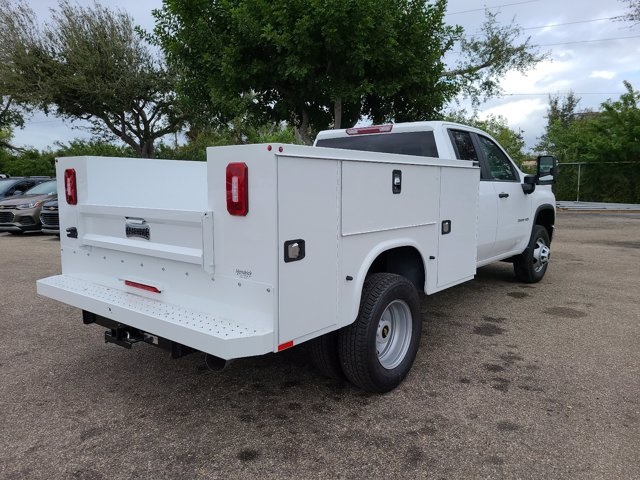 2021 Chevrolet Silverado 3500 Double Cab 4x4, Knapheide Service Body #DM23462 - photo 2