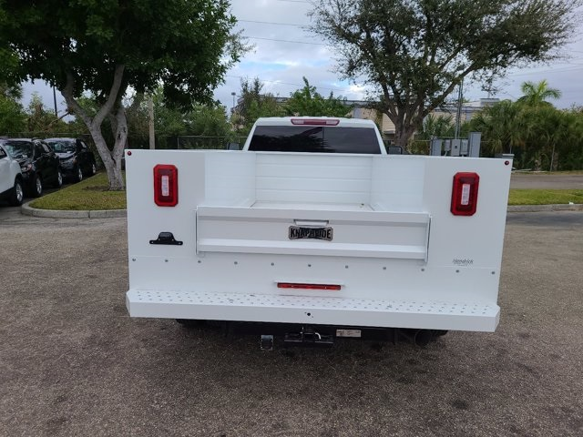 2021 Chevrolet Silverado 3500 Double Cab 4x4, Knapheide Service Body #DM23462 - photo 8