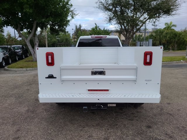 2021 Chevrolet Silverado 3500 Double Cab 4x4, Knapheide Service Body #DM23462 - photo 9