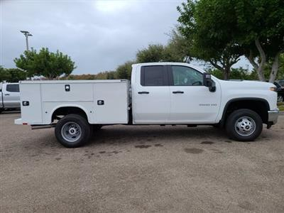 2021 Chevrolet Silverado 3500 Double Cab 4x4, Knapheide Service Body #DM23462 - photo 10
