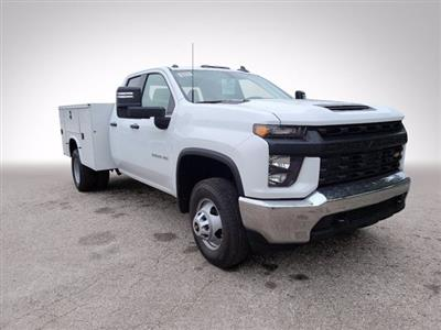 2021 Chevrolet Silverado 3500 Double Cab 4x4, Knapheide Service Body #DM23462 - photo 3