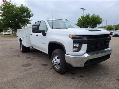 2021 Chevrolet Silverado 3500 Double Cab 4x4, Knapheide Service Body #DM23462 - photo 4