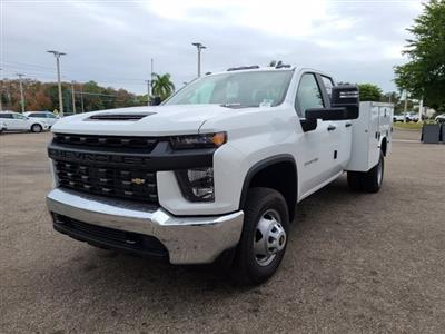2021 Chevrolet Silverado 3500 Double Cab 4x4, Knapheide Service Body #DM23462 - photo 5