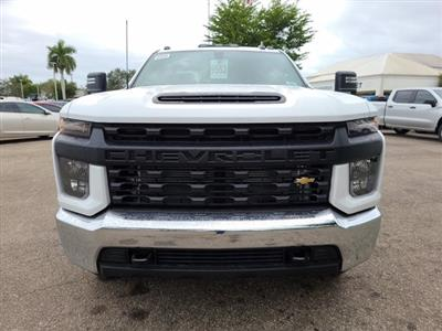 2021 Chevrolet Silverado 3500 Double Cab 4x4, Knapheide Service Body #DM23462 - photo 6