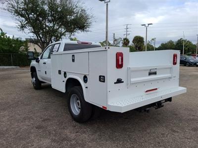 2021 Chevrolet Silverado 3500 Double Cab 4x4, Knapheide Service Body #DM23462 - photo 7