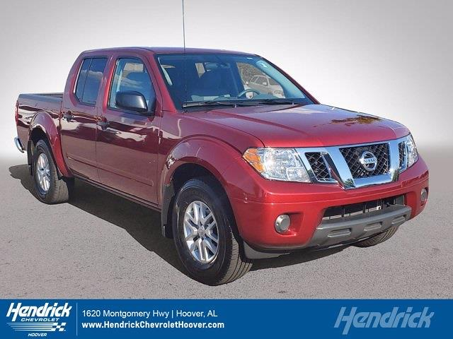 2019 Nissan Frontier Crew Cab 4x2, Pickup #DM39898B - photo 1