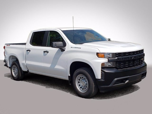 2020 Chevrolet Silverado 1500 Crew Cab 4x4, Pickup #L87946 - photo 4